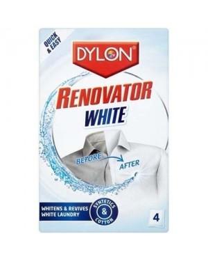 Dylon Renovator White 4 x 25g Sachets