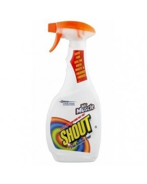 Shout Stain Remover Spray 500ml