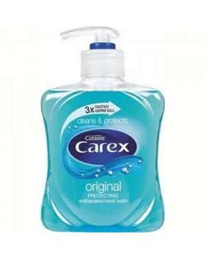 Carex Original Antibacterial Liquid Soap Hand Wash 250ml