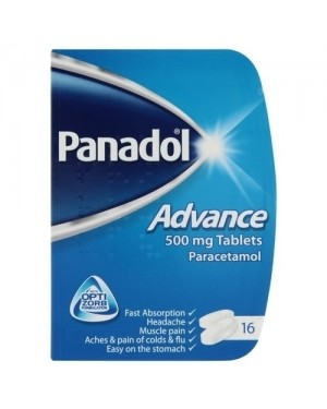 Panadol Advance Tablets 500mg 16's