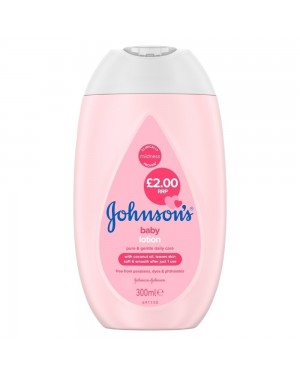 Johnsons Baby Lotion 300ml PM £2.00