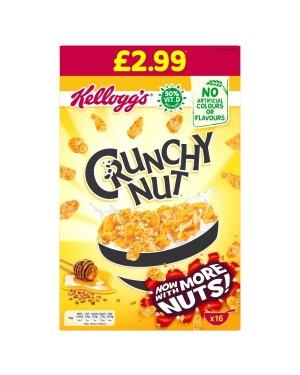 Kellogg's Crunchy Nut 500g PM