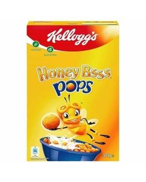Kellogg's Honey Bsss Pops 375g