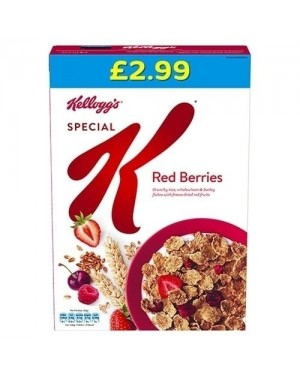 Kellogg's Special K Red Berries 360g Dairy PM