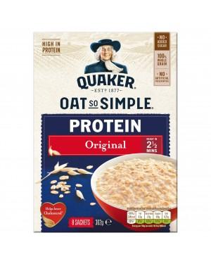 Quaker Oat So Simple Protein Original 8 x 37.73g