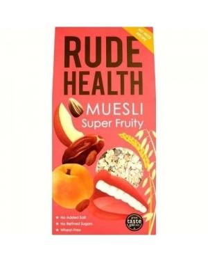 Rude Health Super Fruity Crunch Muesli 500g