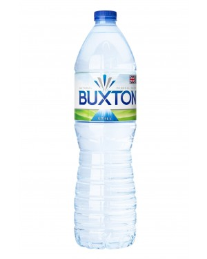 Buxton Natural Still Mineral Water 6x1.5L