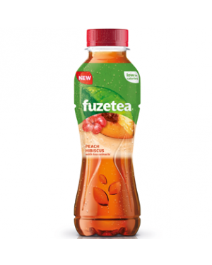 Fuzetea Peach Hibiscus 400ml