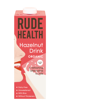 Rude Health Hazelnut Drink 1L