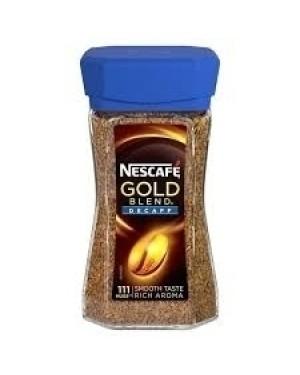 Nescafe Gold Blend Decaff 100g