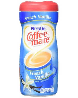 Nestle Coffee-Mate French Vanilla 425.2g (15oz)