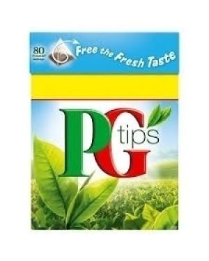 PG Tips Pyramid Tea Bags 80's PM