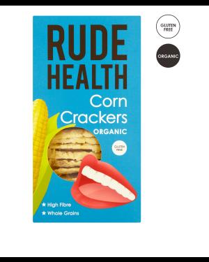 Rude Health Corn Thins/Crackers 130g RRPœ £2.60