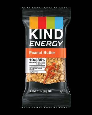 Kind Energy Bar Peanut Butter 2.1oz (60g) x 12