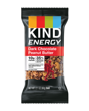 Kind Energy Bar Dark Chocolate Peanut Butter 2.1oz (60g) x 12