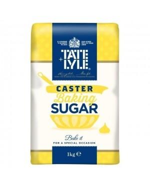 Tate & Lyle Caster Sugar 1kg