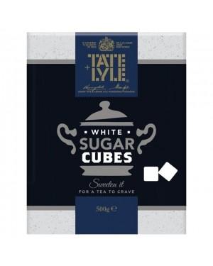 Tate & Lyle White Cube Sugar 500g