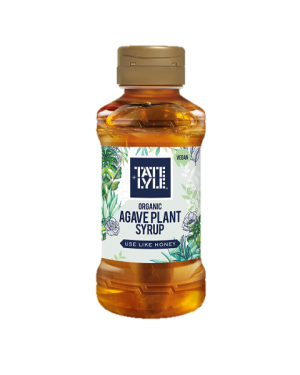 Tate & Lyle Organic Agave Plant Syrup 325g