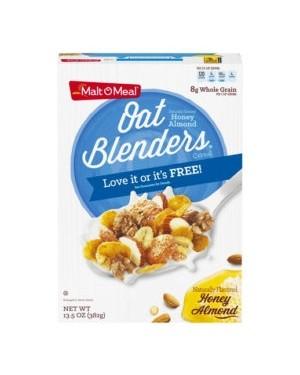 Malt O Meal Honey & Oat Blenders (13.5oz) 382g