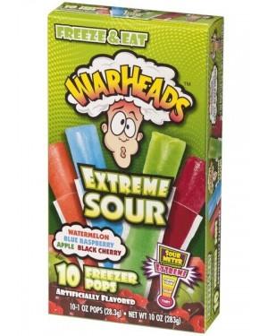 Warheads Freezer Pop 1oz (28.3g) 10s