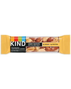 Kind Honey Roasted Nuts & Sea Salt OU USA 40g (1.4oz) x 12