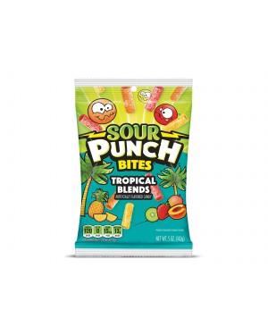 Sour Punch Bites Tropical 5oz (142g)