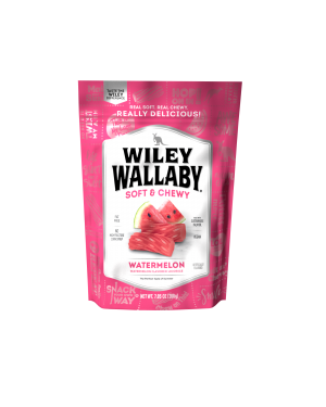 Wiley Wallaby Watermelon Licorice 7.05oz (200g)