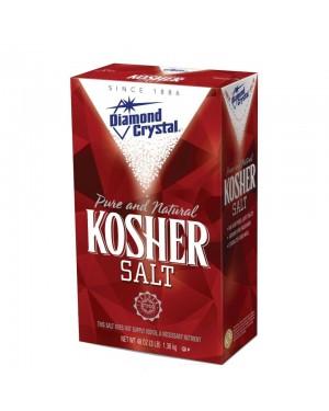 Diamond Crystal Kosher Salt 3lb (1.36kg)