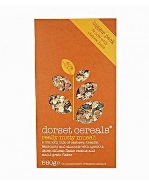 Dorset Cereals Simply Nutty Muesli 410g