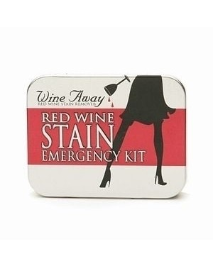 Wine Away Red Wine Stain Remover Emergency Kit