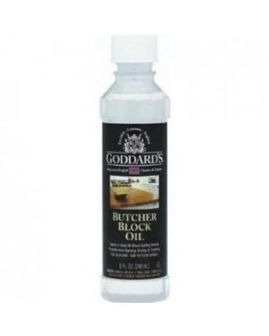Goddards Butcher Block Oil 240ml
