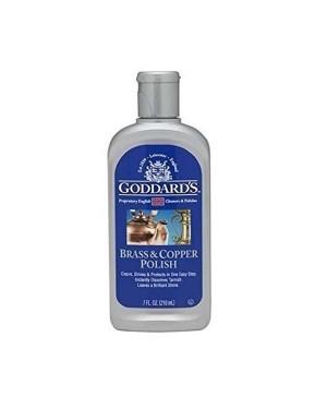 Goddards Brass & Copper Polish 210ml