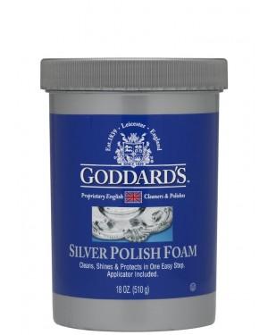 Goddards Silver Polish Foam 510g