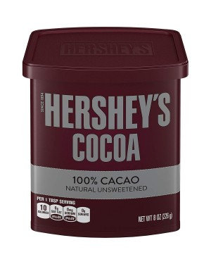 Hershey's Cocoa Natural Unsweetened 8oz (226g)