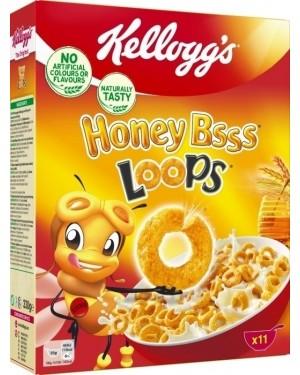 Kellogg's Original Honey Bsss Loops 330g