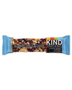 Kind Blueberry Vanilla & Cashew 40g x 12