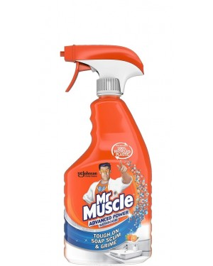 Mr Muscle Advanced Power Bathroom Care 750ml