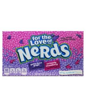 Nerds Grape/Strawberry Box 5oz (141.7g)