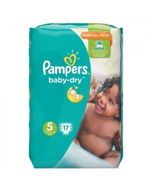 Pampers Size 5 17's PM
