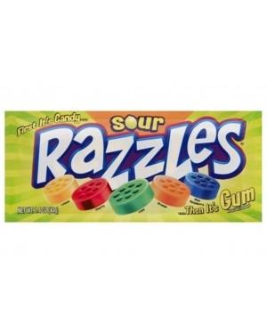 Concord Razzles Sour 1.4oz (40g) x 24