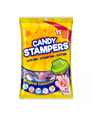Concord Candy Stampers Peg Bag 2.28 oz (64g)